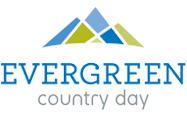 Evergreen Country Day Logo